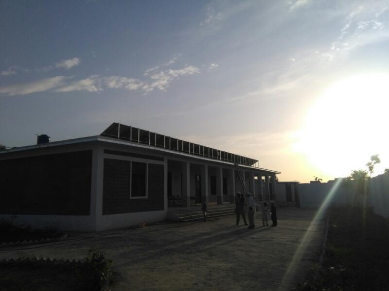Government Girls Middle School Mardan