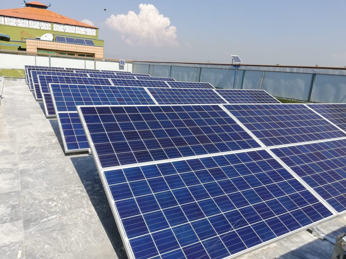15kW Off-Grid System Swabi