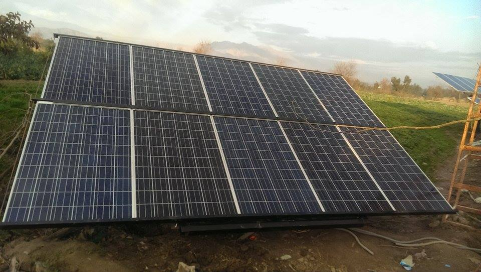 3in Solar Pump, Jalalabad