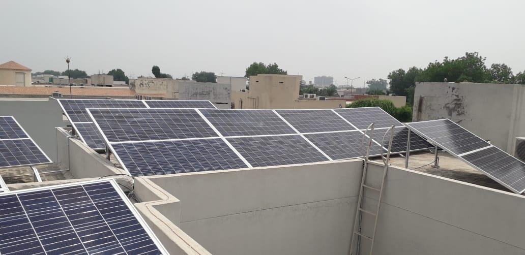 10.11kW Net-Metering System, DHA Phase-V Lahore