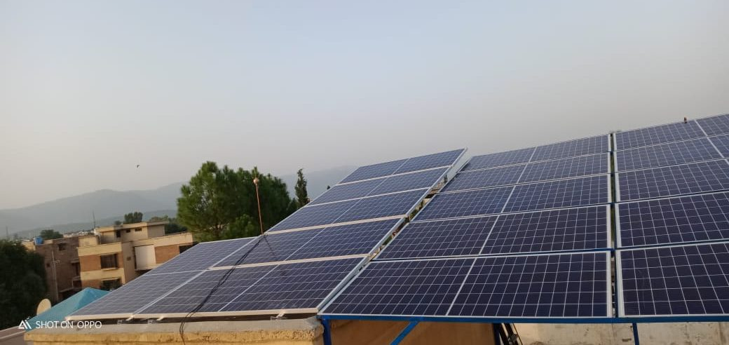 5kW Net-Metering System, F-11 Islamabad