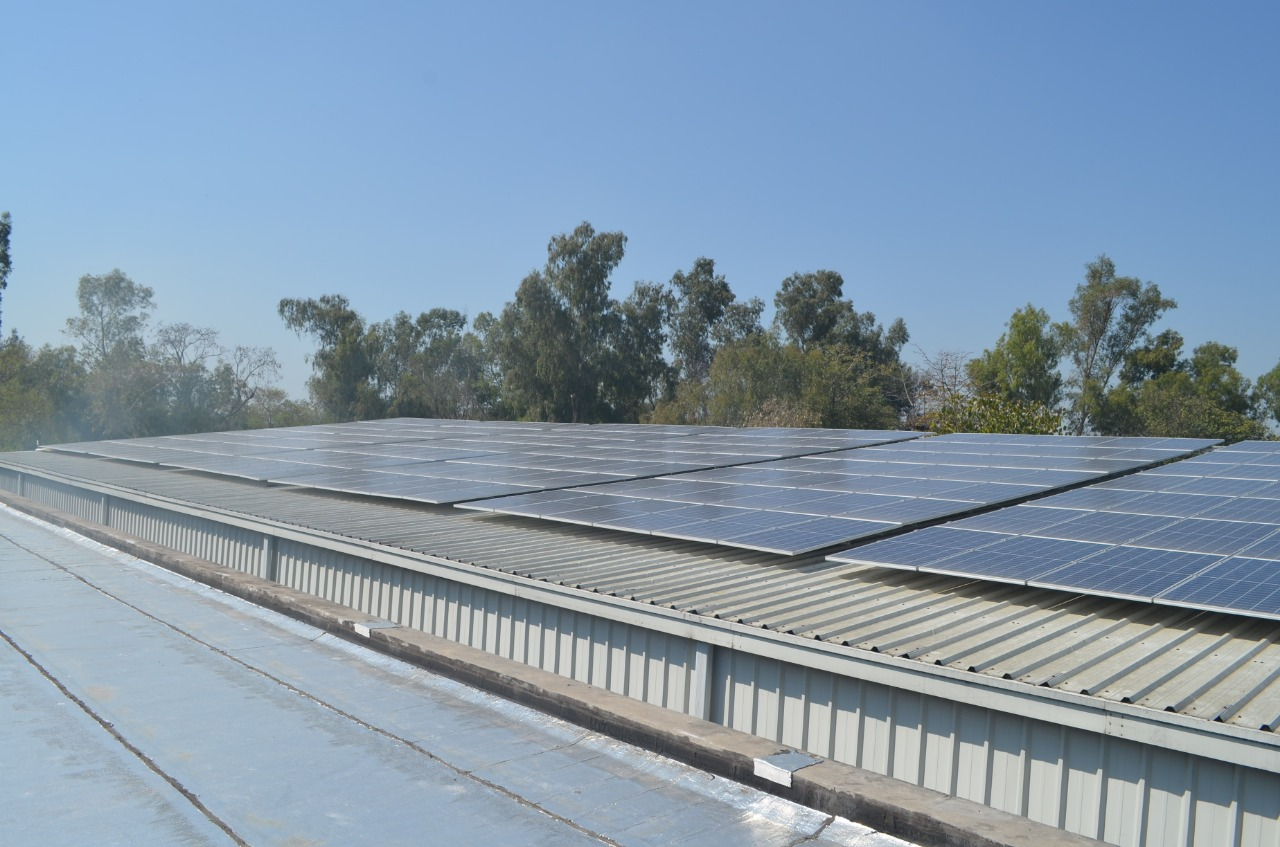 200kW Net-Metering System, Capital Sports, Sialkot